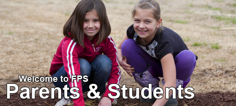 Welcome to FPS - Parents & Students